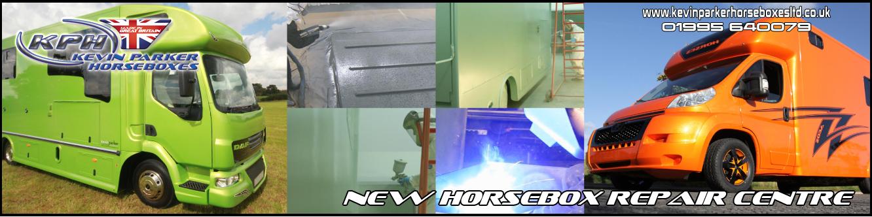 Kevin Parker Horseboxes