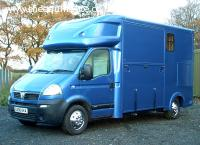3.5 Tonne Horsebox - new build