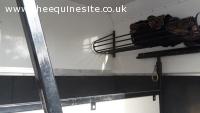 51 reg MAN 7.5 tonne horsebox