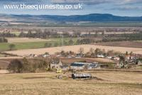 Attractive farm overlooking Howe of Fife