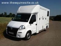 Price: £6500 Vauxhall Movano Horseboxes 70000 miles 2008