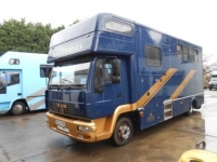 Wanted - Horseboxes